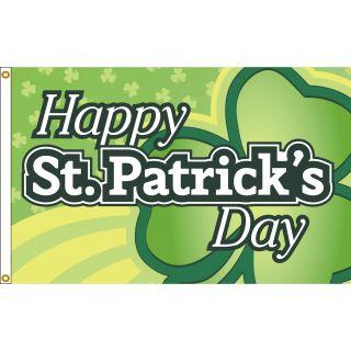 st. patrick's day flag